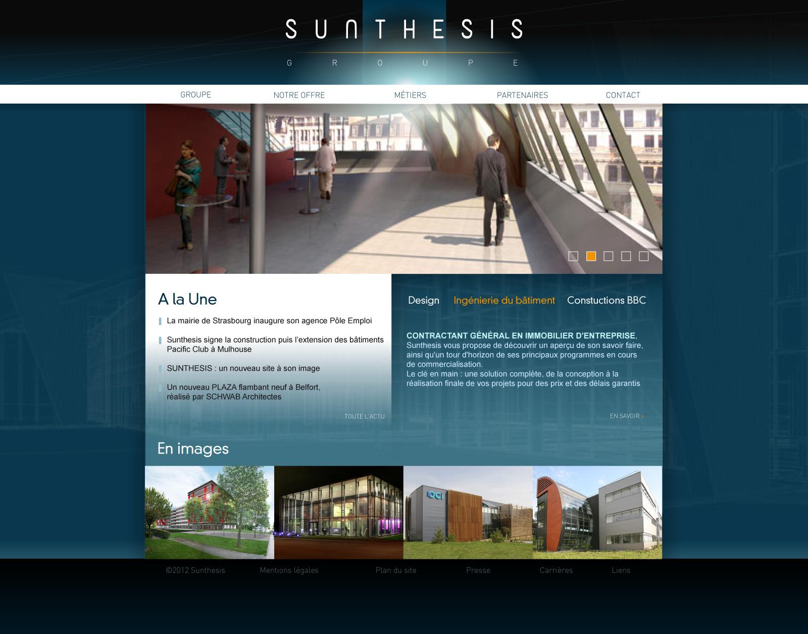 Bienvenue sur sunthesis-groupe.com
