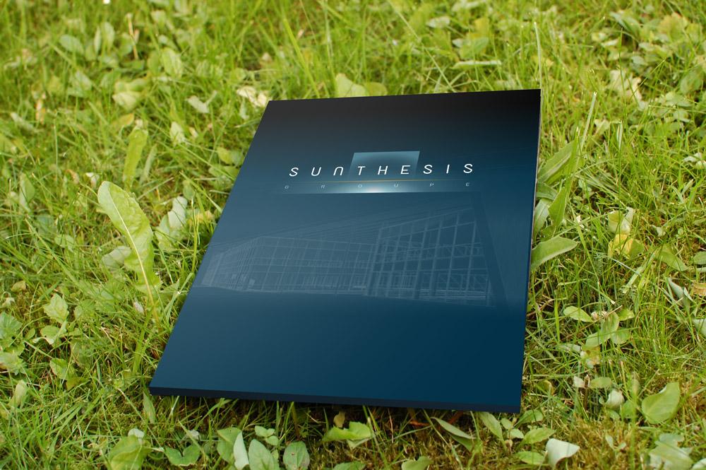 Nouvelle identité visuelle pour Sunthesis Groupe