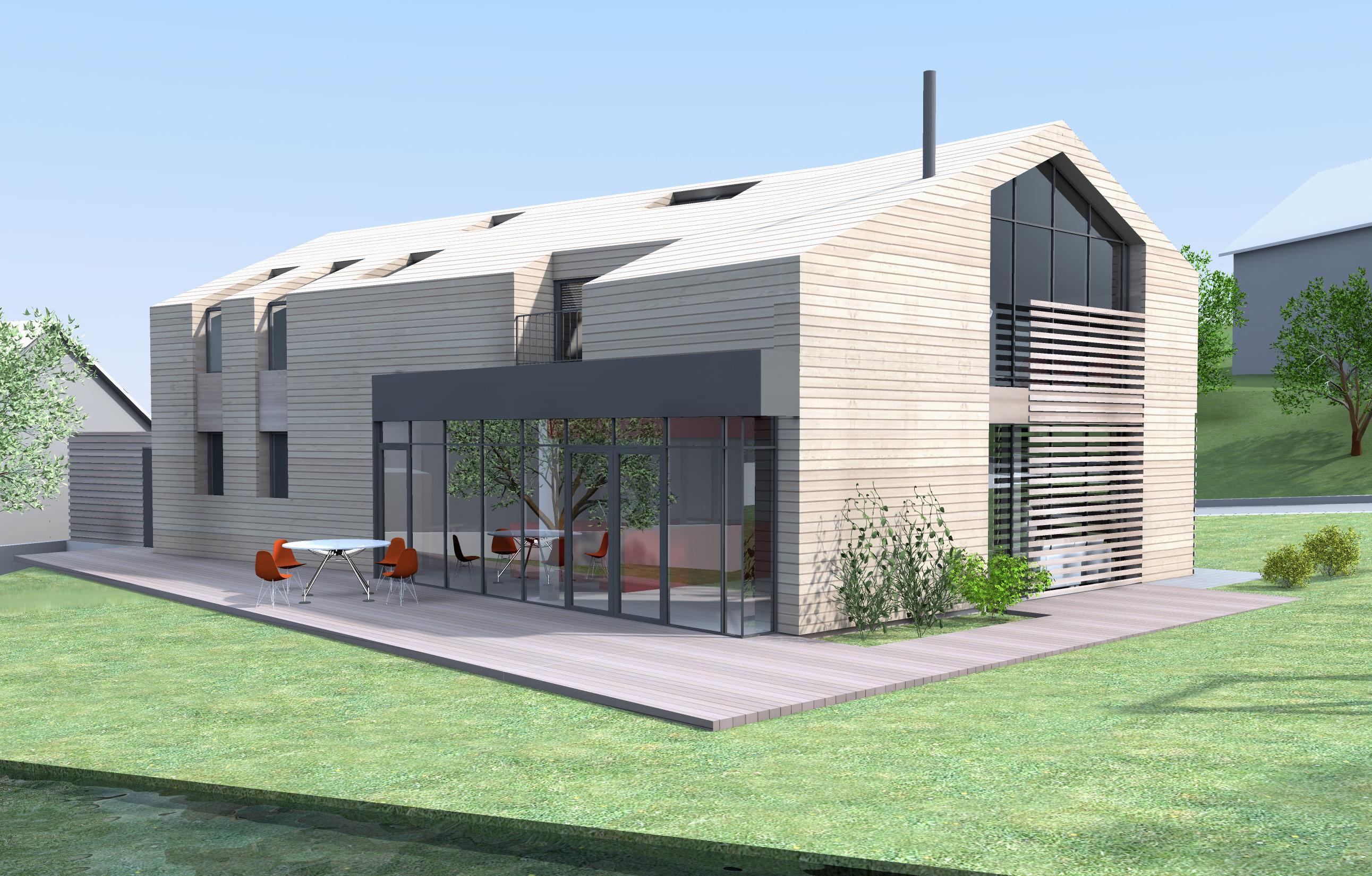 Consultation pour la réalisation d'une maison BBC