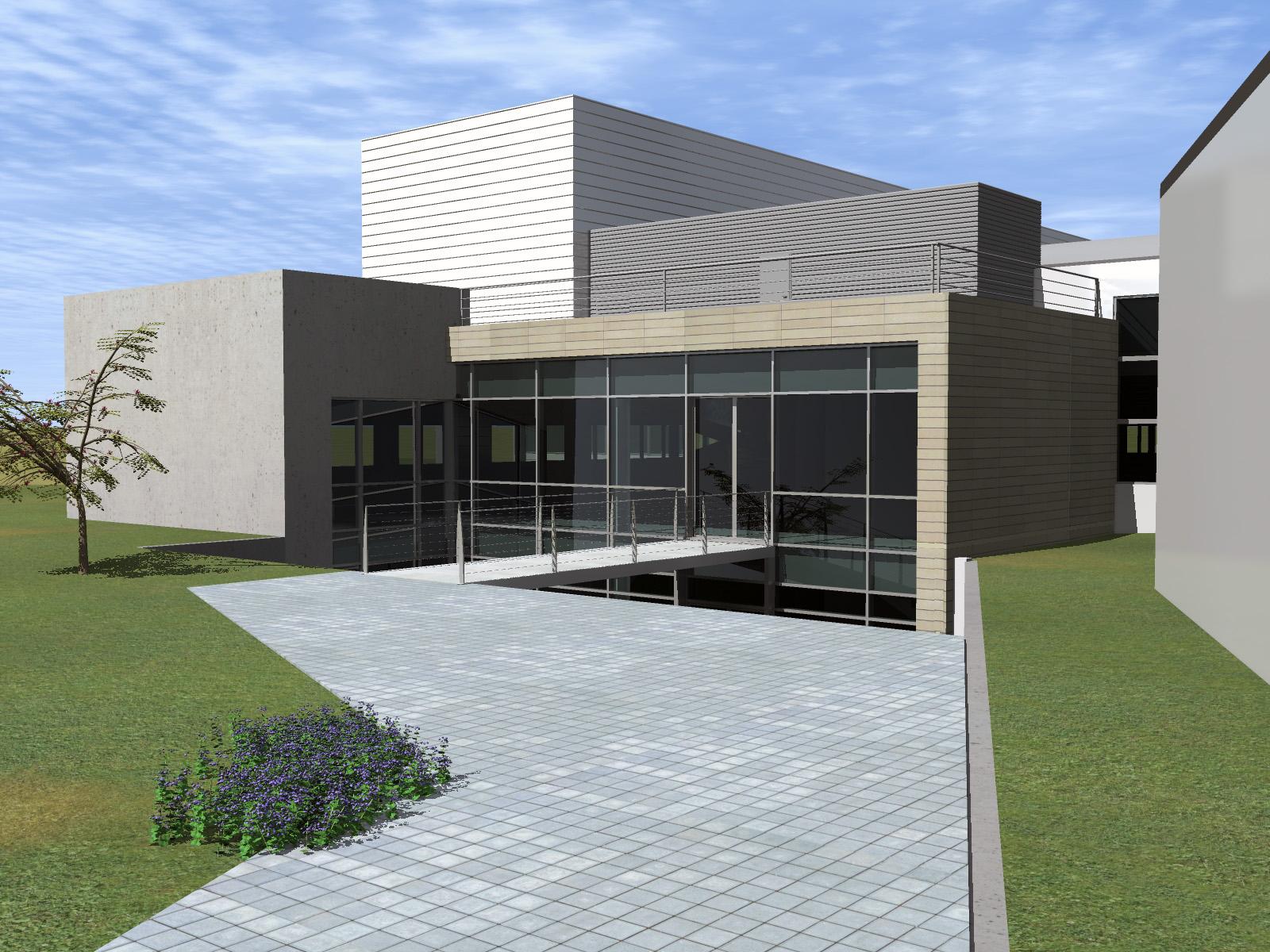 Extensions d'usine à Huningue pour Novartis Santé Animale S.A.S., société du groupe Lilly.