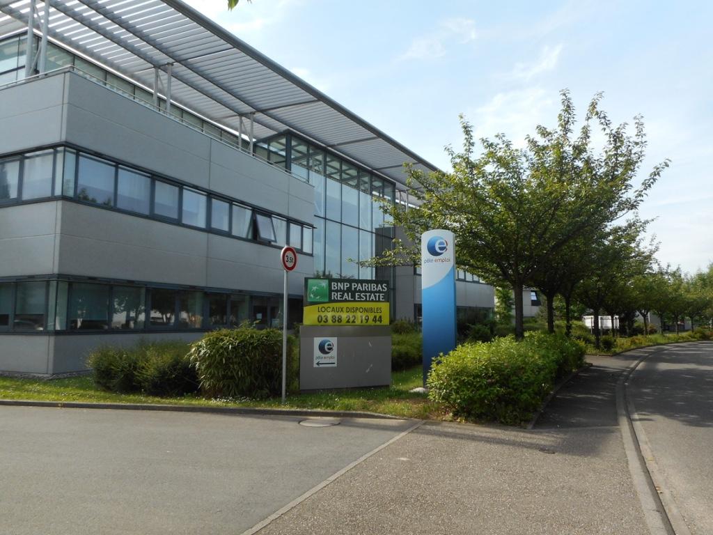 SUNTHESIS GROUPE  livre le réaménagement d'un immeuble de bureaux pour STRASINVEST